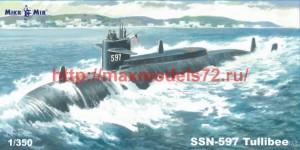 MMir350-041   SSN-597 Tullibee (thumb50179)