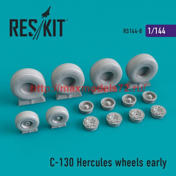 RS144-0008   C-130 Hercules wheels early (thumb50375)