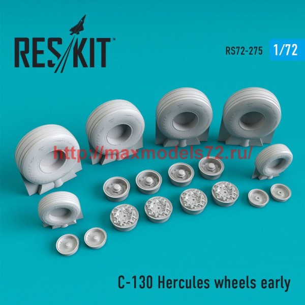 RS72-0275   C-130 Hercules wheels early (thumb50371)