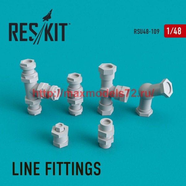 RSU48-0109   Line Fittings (thumb50324)