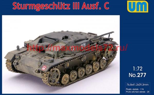 UM277   Sturmgeschutz III Ausf C (thumb50114)