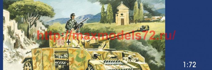 UM547   Tank Panzer IV Ausf H (thumb50118)