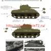 CD72109   M4A2 Sherman (75) w - Stencil Lend-Lease (thumb51295)