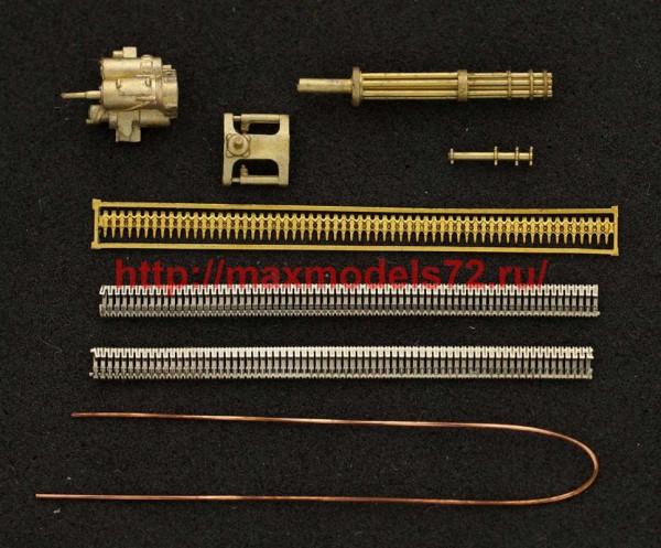 MiniWА4839c   M134 Minigun, пулемёт (ранний) стационарный (США) (thumb51231)