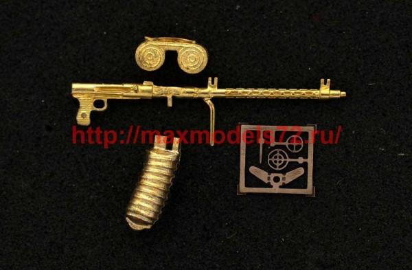 MiniWА7221b   MG 15 пулемёт с брезент.гильзоприёмником (Германия) (thumb51196)