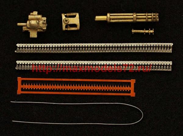 MiniWА7239c   M134 Minigun пулемёт (ранний) стационарный (США) (thumb51199)