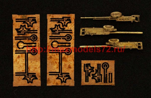 """MiniWА7279b   Наб.№2 пулем. для PZL.37""""Los""""(2Vickers F+1""""Szczeniak"""") (thumb51214)"""