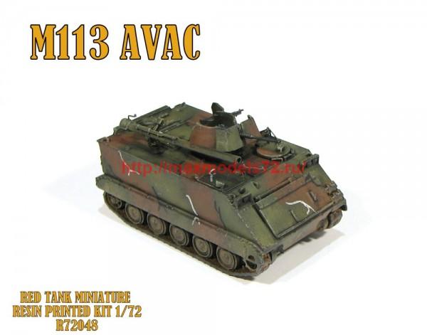 RTM72048   M113 AVAC (thumb56593)