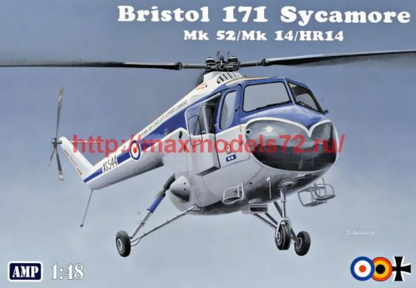 AMP48010   Bristol 171 Sycamore Mk.52/Mk.14/HR14 (thumb51121)