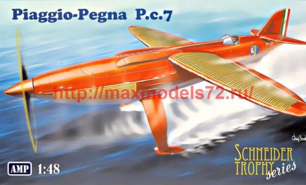 AMP48011   Piaggio Pegna PC.7 (thumb51123)