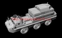 AMinA133456   Советский трехосный полноприводный автомобиль (пассажирский и грузовой). Шнекороторный снегоболотоход. Посадочный модуль. (attach3 52126)
