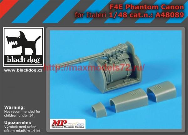 BDA48089   1/48 F4E Phantom canon (thumb55220)