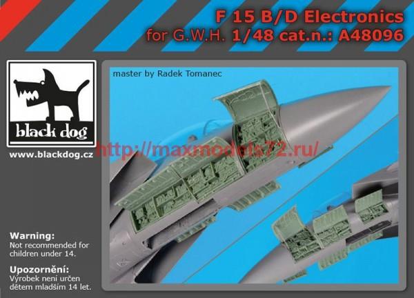 BDA48096   1/48 F-15 B/D electronics (thumb55273)