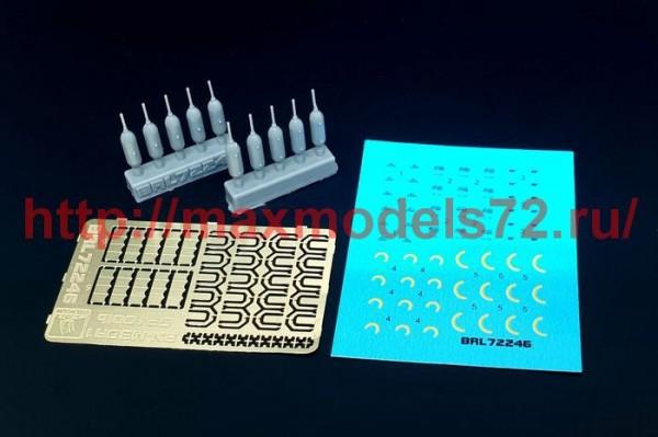 BRL72246   US GP 100lb AN-M30A1 bombs (10pcs) (thumb51790)