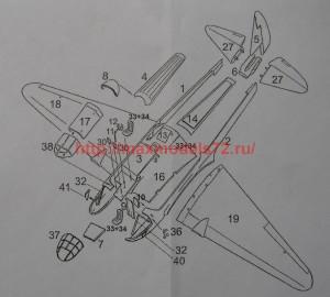 Croco72038   Yakovlev UT-3 (3-st version) (attach4 52785)