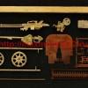 MiniWА7220a   ДШКМ пулемёт,кал.12,7мм,на 2-х колёсном станке(СССР) (attach1 51187)