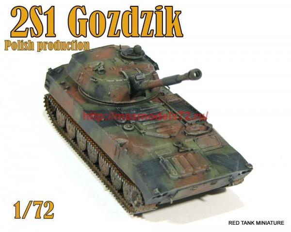 RTM72046   2S1 Go?dzik (Polish version) (thumb56576)