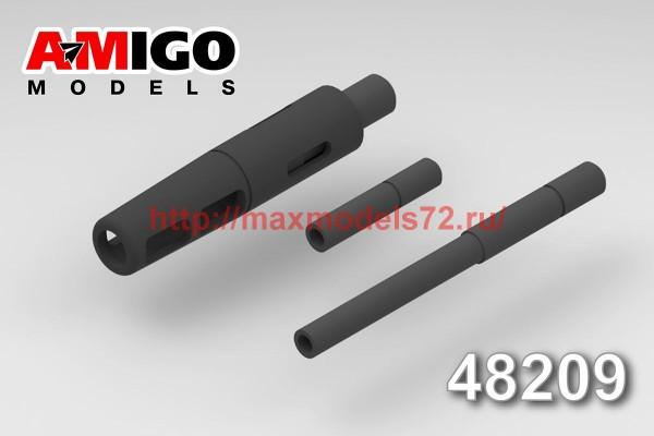 АМG 48209   Стволы авиационных пушек Н-37Д и НР-23 самолетов МиГ-15, МиГ-17 (thumb52767)