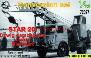 ZZ72027   STAR-20  crane Bleichert conversion set (thumb52313)