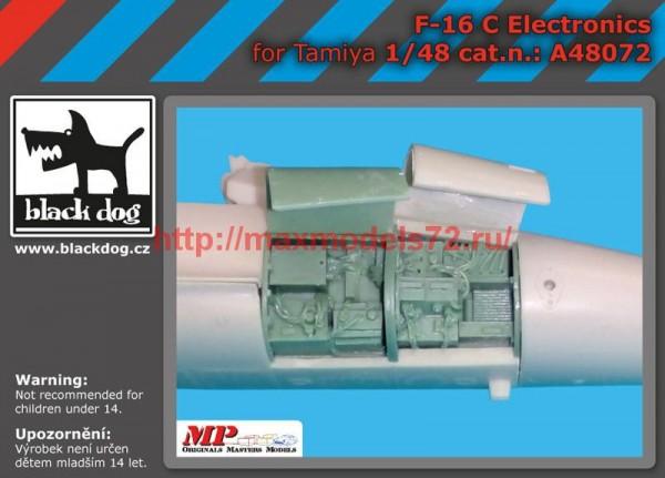 BDA48072   148 F-16 C electronics (thumb55109)