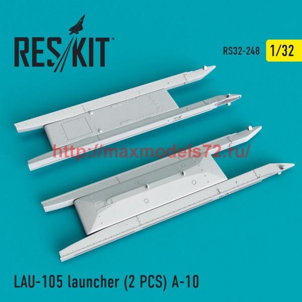 RS32-0248   LAU- 105 launcher (2 PCS) A-10 (thumb51893)