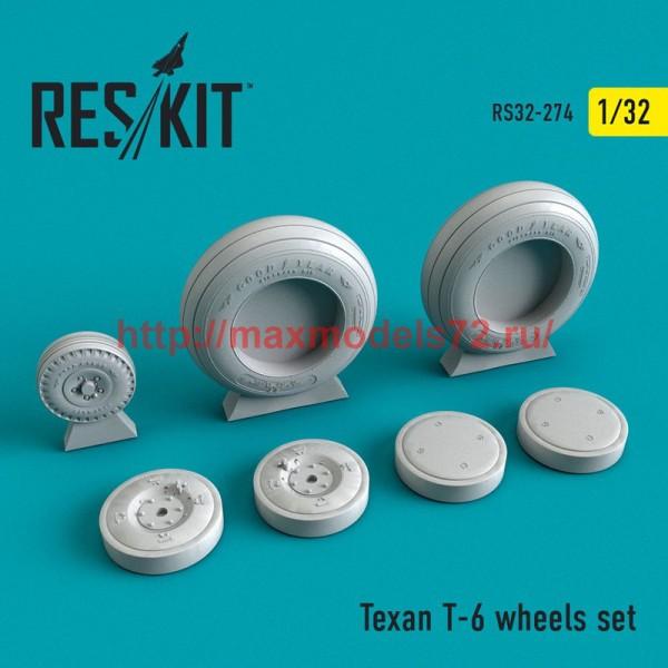 RS32-0274   Texan T-6 wheels set (thumb51907)