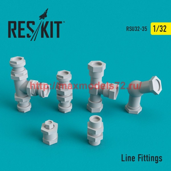RSU32-0035   Line Fittings (thumb51931)