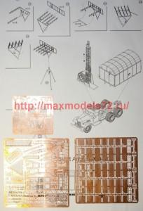 ZZ72026   P-10 Radar  conversion set (attach2 52303)