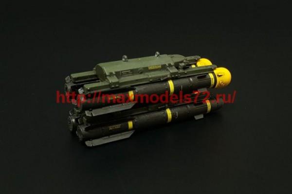 BRL48153   AGM-114 Hellfire (8pcs 2 racks) (thumb54593)
