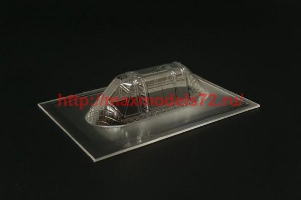 BRL72254   Henschel Hs-126 Vacu Canopy (Brengun kit) (thumb54585)