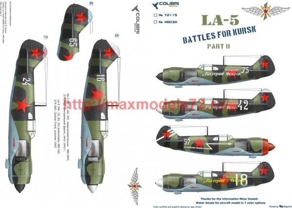 CD48030   La-5 Part II (thumb52840)
