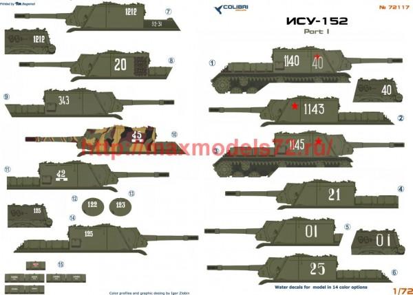 CD72117   ISU-152 Part 1 (thumb52818)