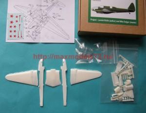 Croco72038   Yakovlev UT-3 (3-st version) (attach1 52785)