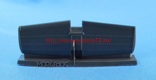 MDR48105   AH-64 Apache. Tail stabilizator late type (Hasegawa, Academy) (thumb56255)