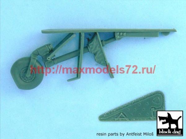 BDA32002   FW190  tail wheel (thumb55514)