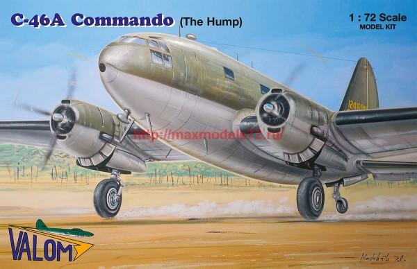 VM72145   Curtiss C-46A Commando (The Hump) (thumb55540)