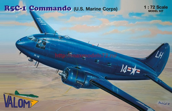 VM72153   Curtiss R5C-1 Commando (US Marine Corps) (thumb55544)