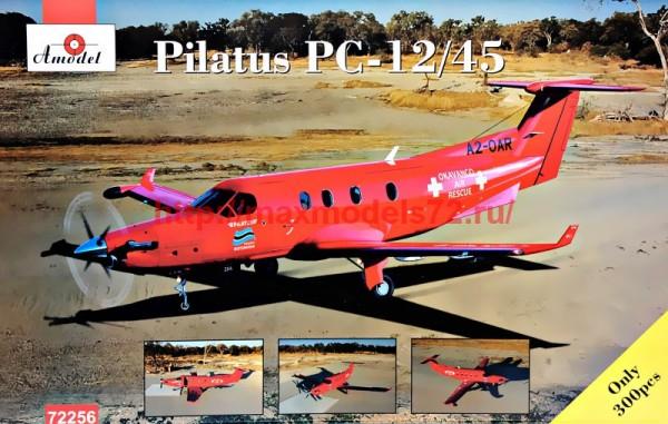 AMO72256   Pilatus PC12/45  A2-OAR (thumb56351)