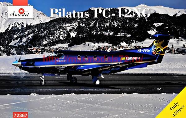 AMO72367   Pilatus PC12NG HB-FVD (thumb56359)