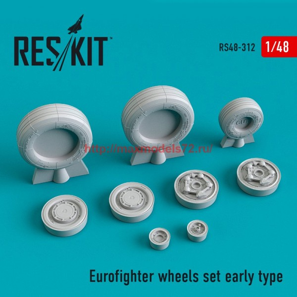 RS48-0312   Eurofighter wheels Early Type (thumb55811)