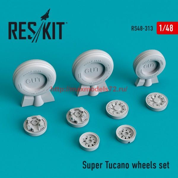 RS48-0313   Super Tucano wheels set (thumb55813)