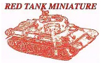RED TANK MINIATURE