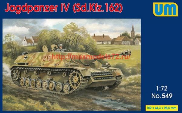 UM549   Jagdpanzer IV L/48 (thumb57236)